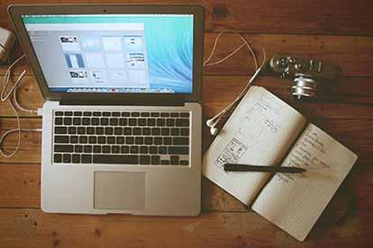 web design in prague home office